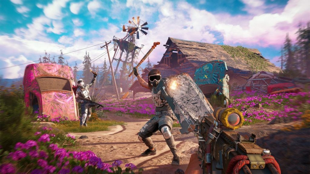 Far Cry New Dawn Tech Princess 3