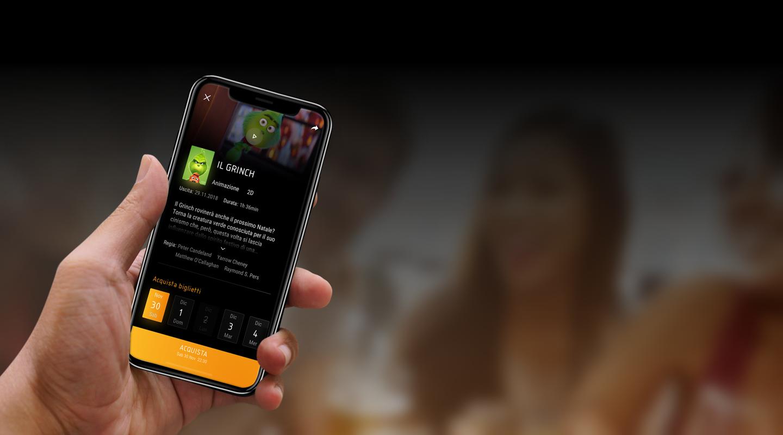 Mastercard e The Space: ecco la nuova app per saltare la fila al cinema thumbnail