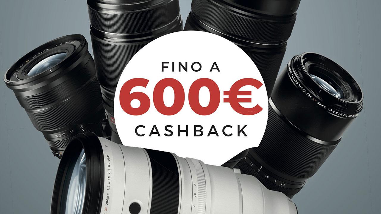 Fujifilm: arriva il cashback dedicato a 11 ottiche thumbnail