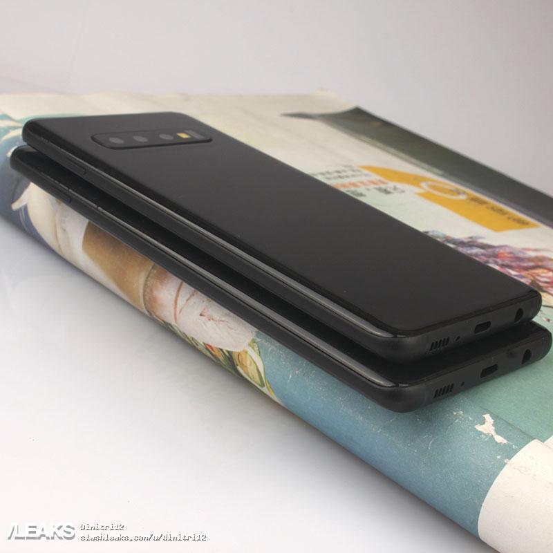 Galaxy S10+ Limited Edition con 1TB di memoria e 12GB di RAM? thumbnail