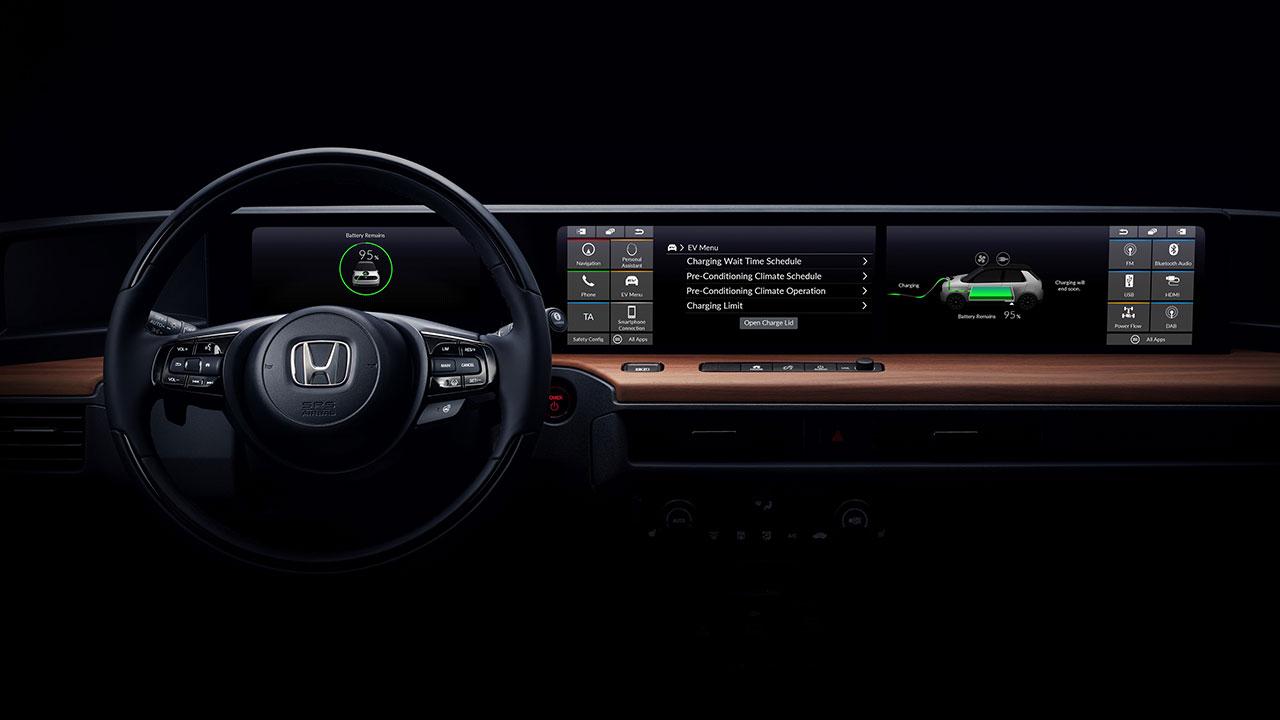 Honda svela gli interni del prototipo elettrico | Salone di Ginevra 2019 thumbnail