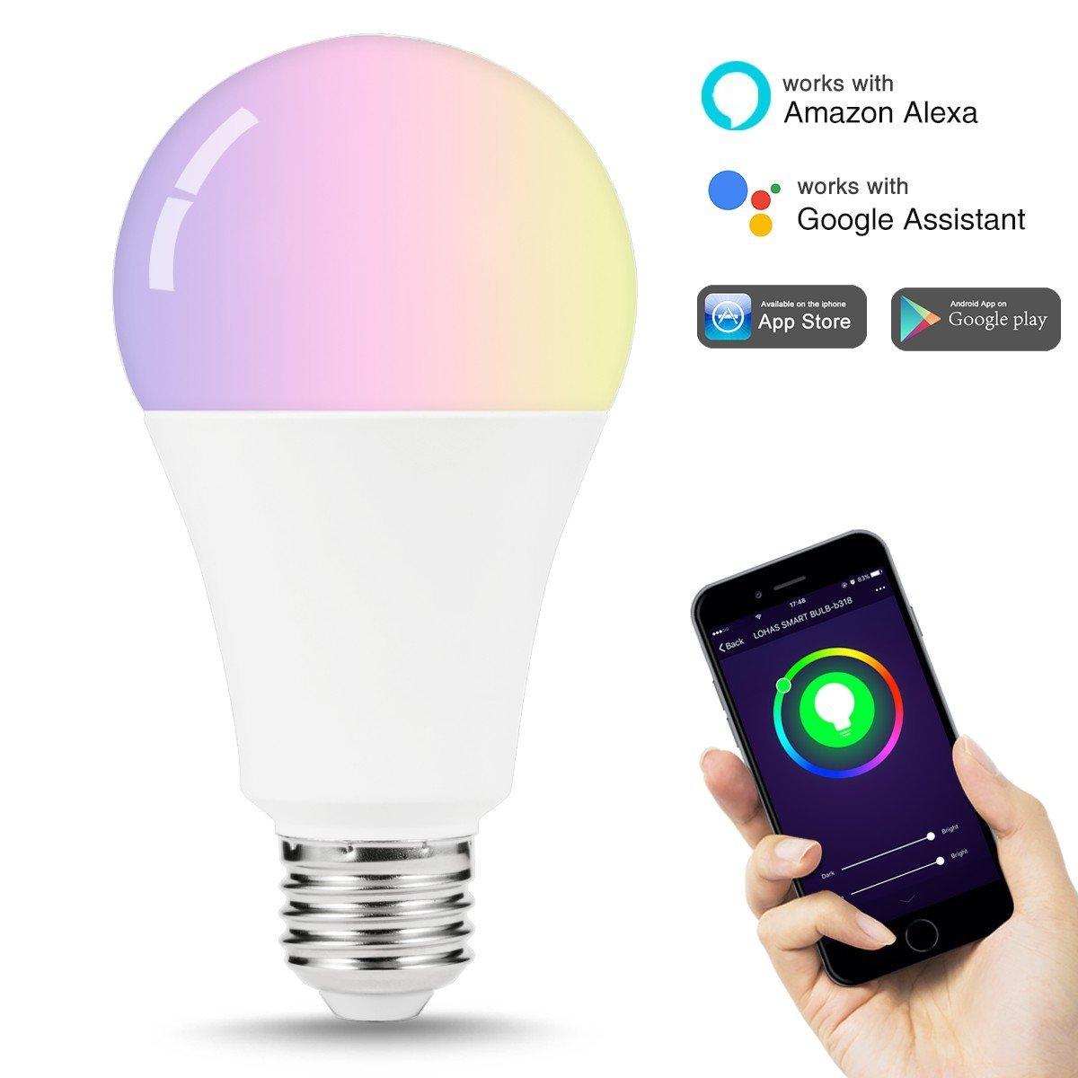 iPerGo: arrivano le lampadine smart intelligenti thumbnail