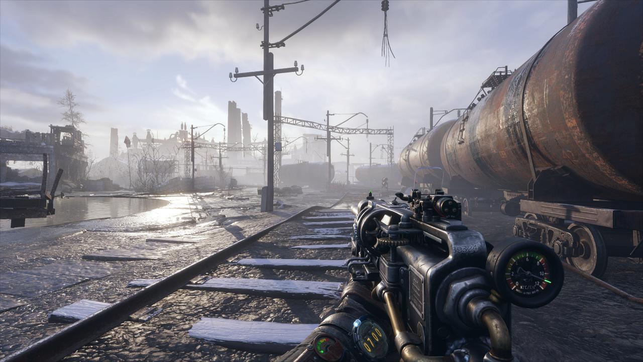 Metro Exodus: il nuovo trailer si concentra sulle armi speciali thumbnail