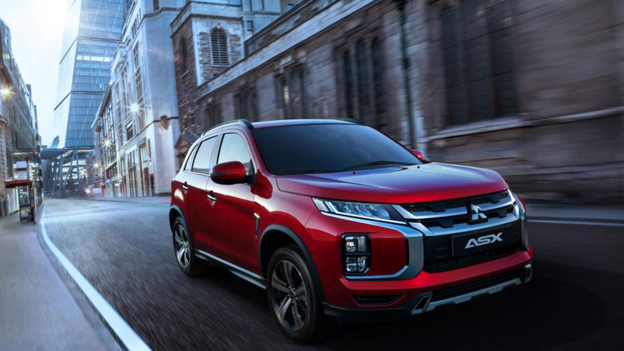 Mitsubishi ASX: al Salone di Ginevra il restyling del SUV giapponese thumbnail
