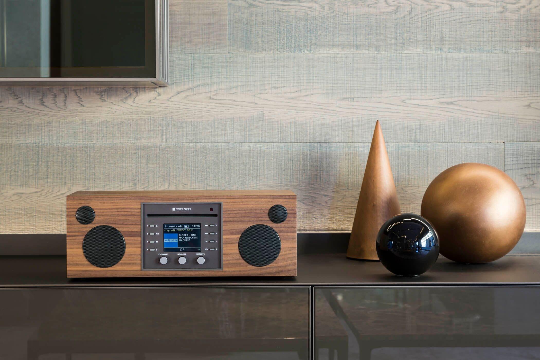 Musica di Como Audio: i lettori di CD pensati per l'era di Spotify thumbnail
