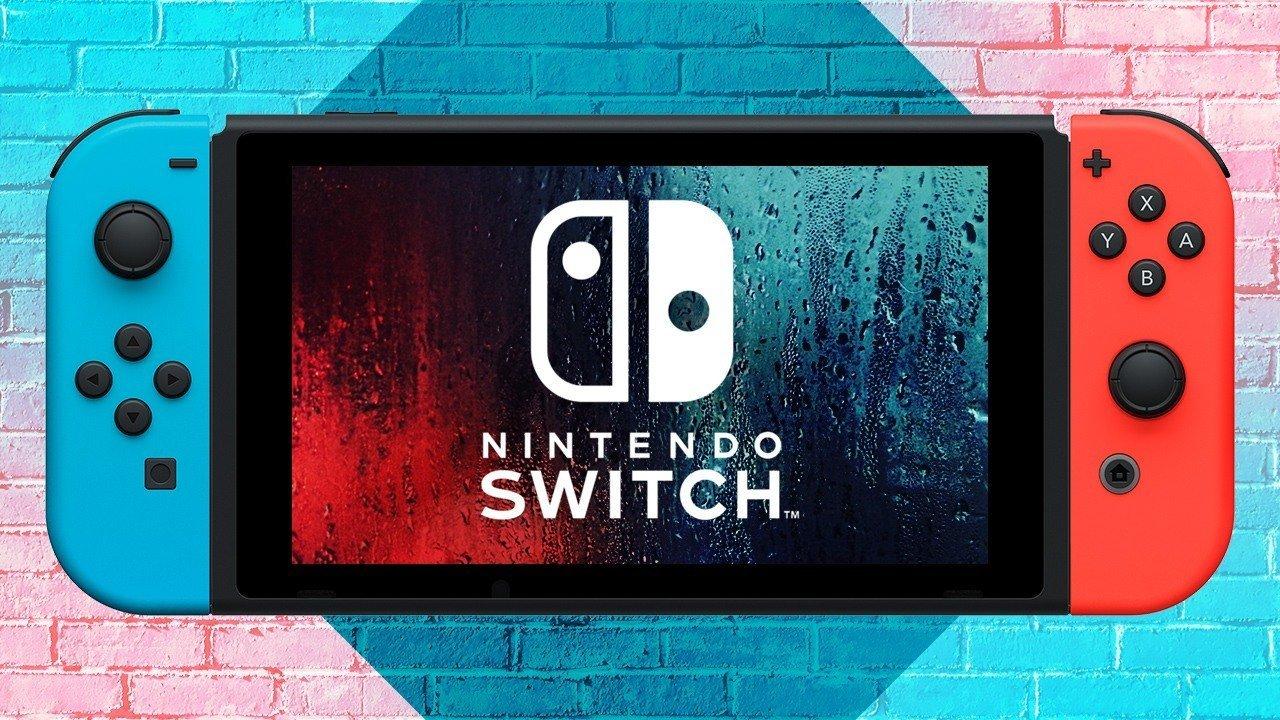 Nintendo Switch aggiornamento