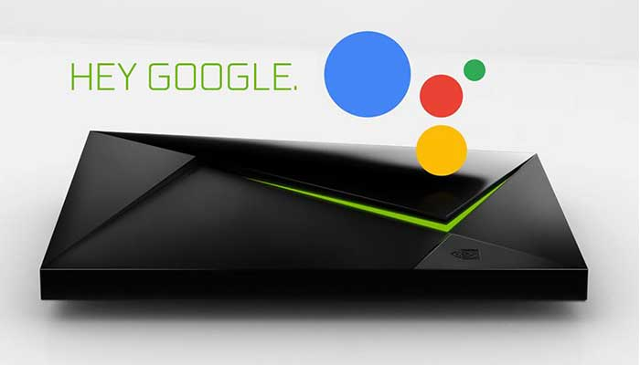 Google Assistant ora anche su NVIDIA Shield TV thumbnail