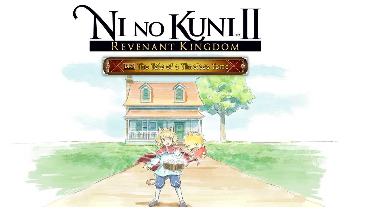 """Ni No Kuni II: a marzo il DLC """"Il Leggendario Libro del Mago"""" thumbnail"""