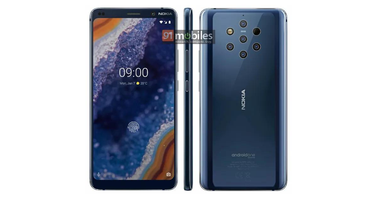 Nokia 9 Pureview: sarà davvero questo l'aspetto definitivo? thumbnail