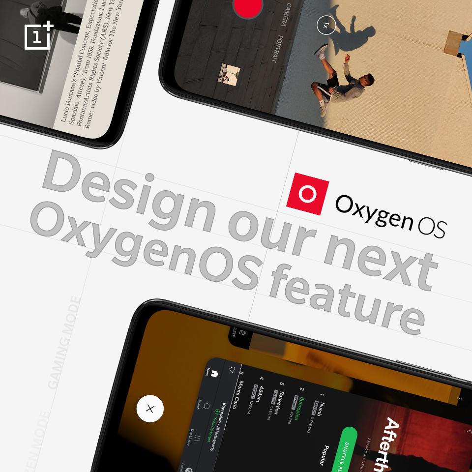 OnePlus chiede ai fan una nuova funzione per OxygenOS thumbnail