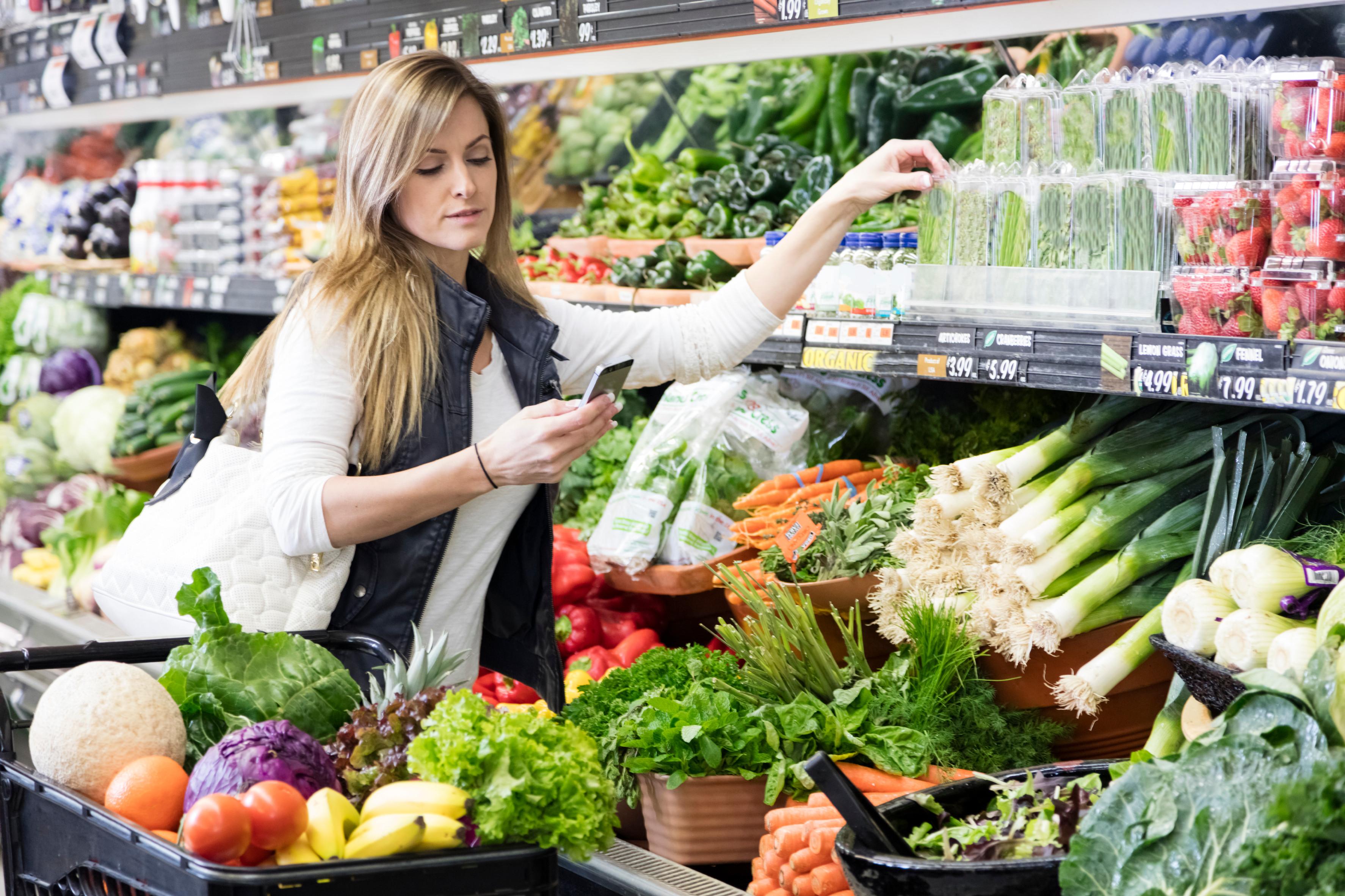 Misurare la freschezza degli alimenti con lo smartphone: ora si può thumbnail