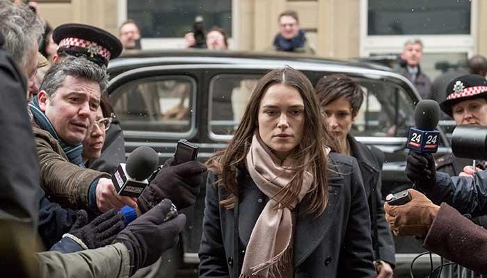 """Sony Venice utilizzata per girare il film """"Official Secrets"""" thumbnail"""