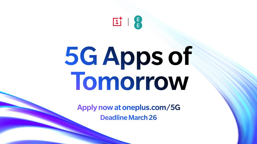 "OnePlus lancia il programma ""5G Apps of Tomorrow"" thumbnail"