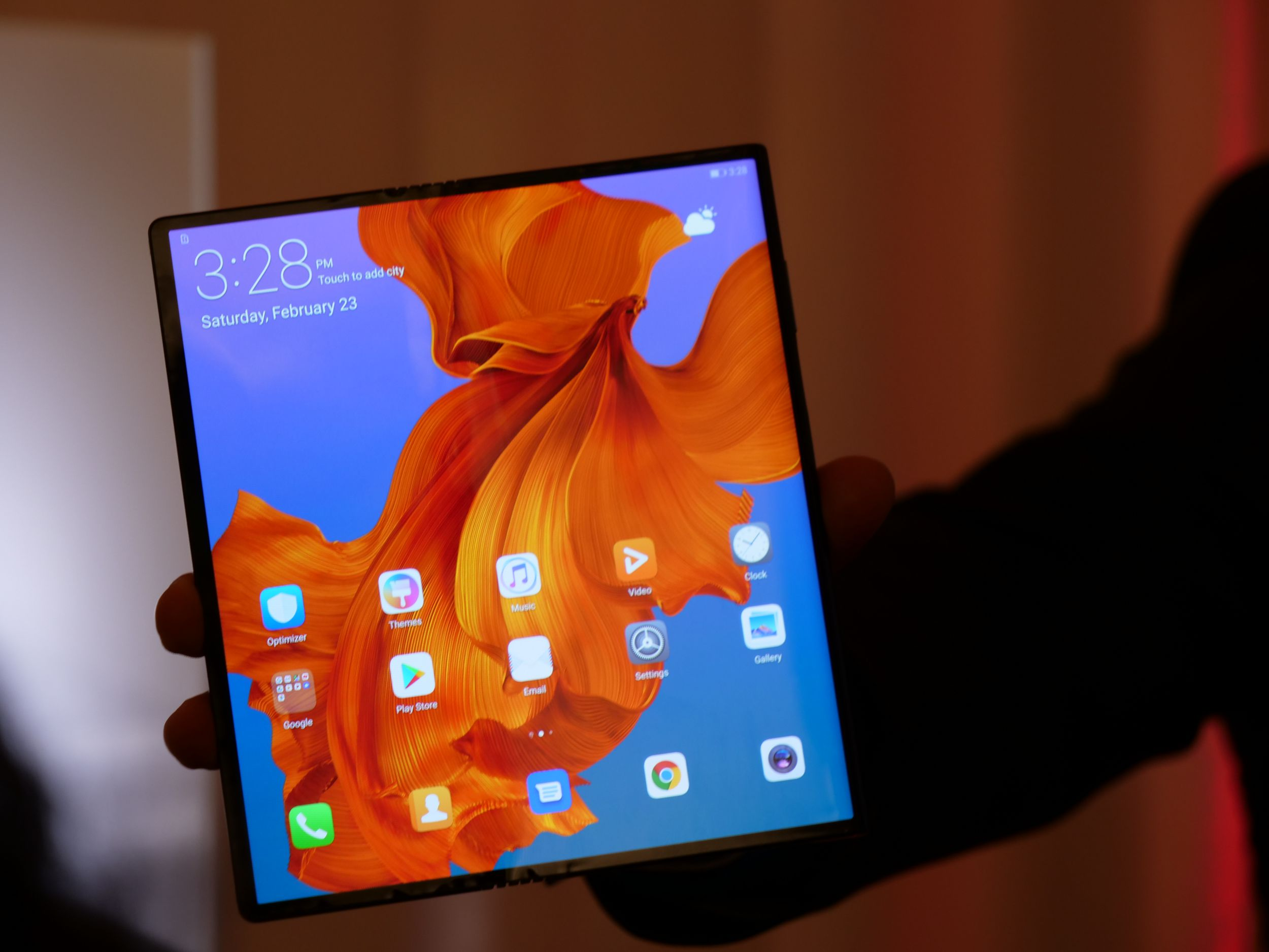 Huawei Mate X: lo abbiamo toccato! [Hands-on] thumbnail