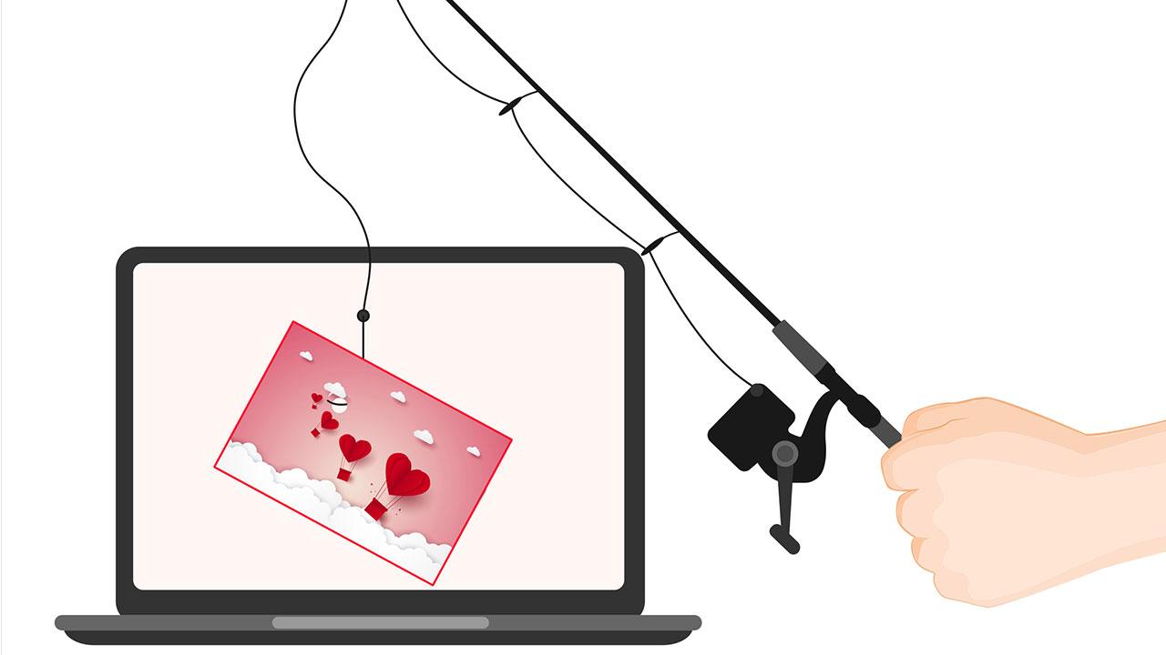 Attenzione al phishing: come evitare le truffe di San Valentino thumbnail