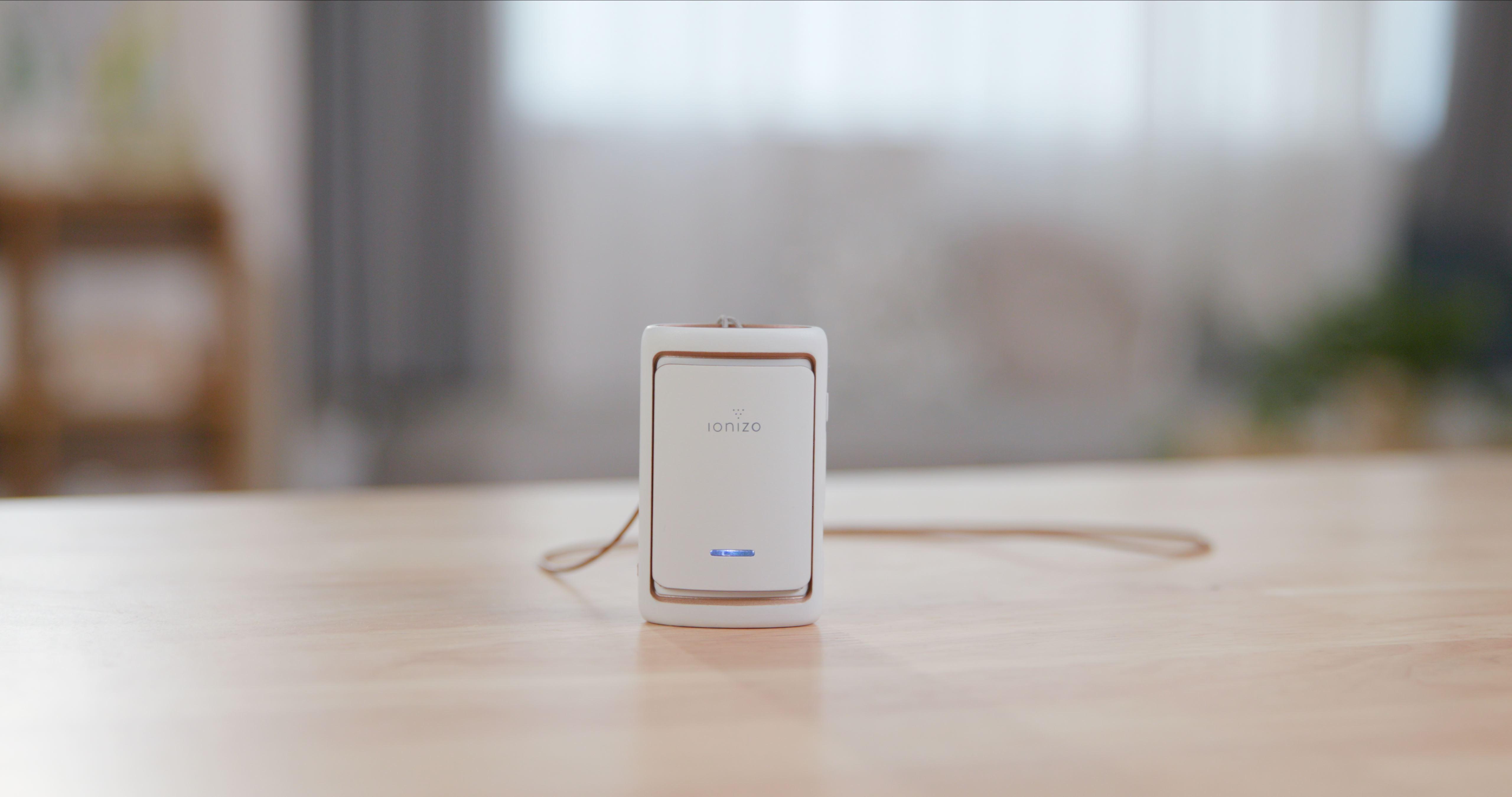 Aria Pulita? A depurarla è il nuovo dispositivo di Ionizo Technology Team thumbnail