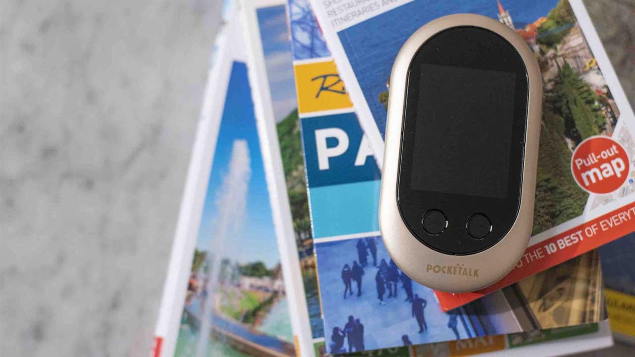 Pocketalk: da metà marzo in Italia a 299 euro thumbnail