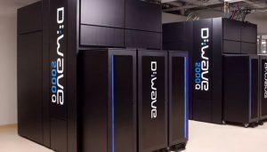 computer quantistico d-wave