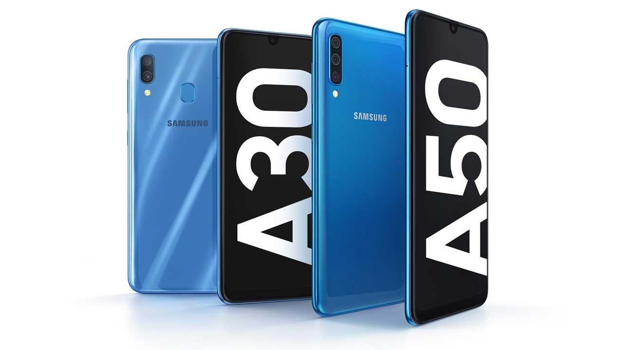Galaxy A30 e A50: i nuovi medio-gamma di Samsung thumbnail