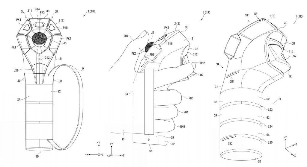 Due brevetti di Sony rivelano i prossimi controller per PlayStation VR? thumbnail