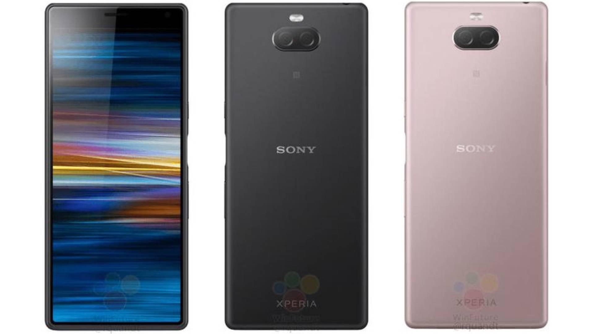 Sony Xperia XA3: scanner per impronte digitali sul lato e doppia fotocamera? thumbnail