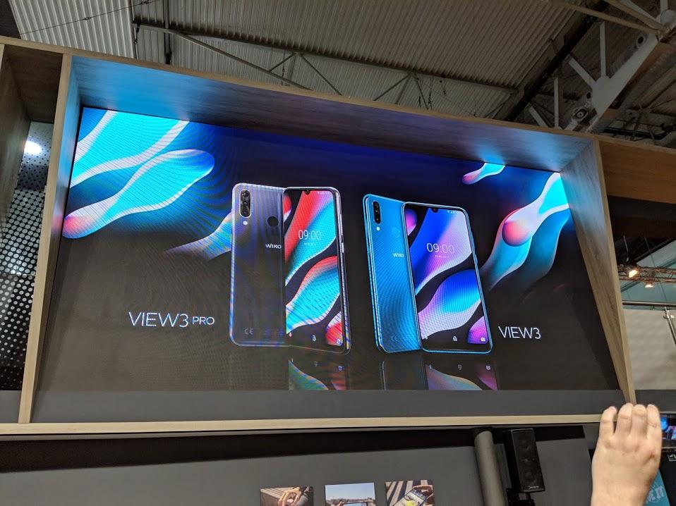 Wiko presenta View 3 e View 3 Pro | MWC 2019 thumbnail