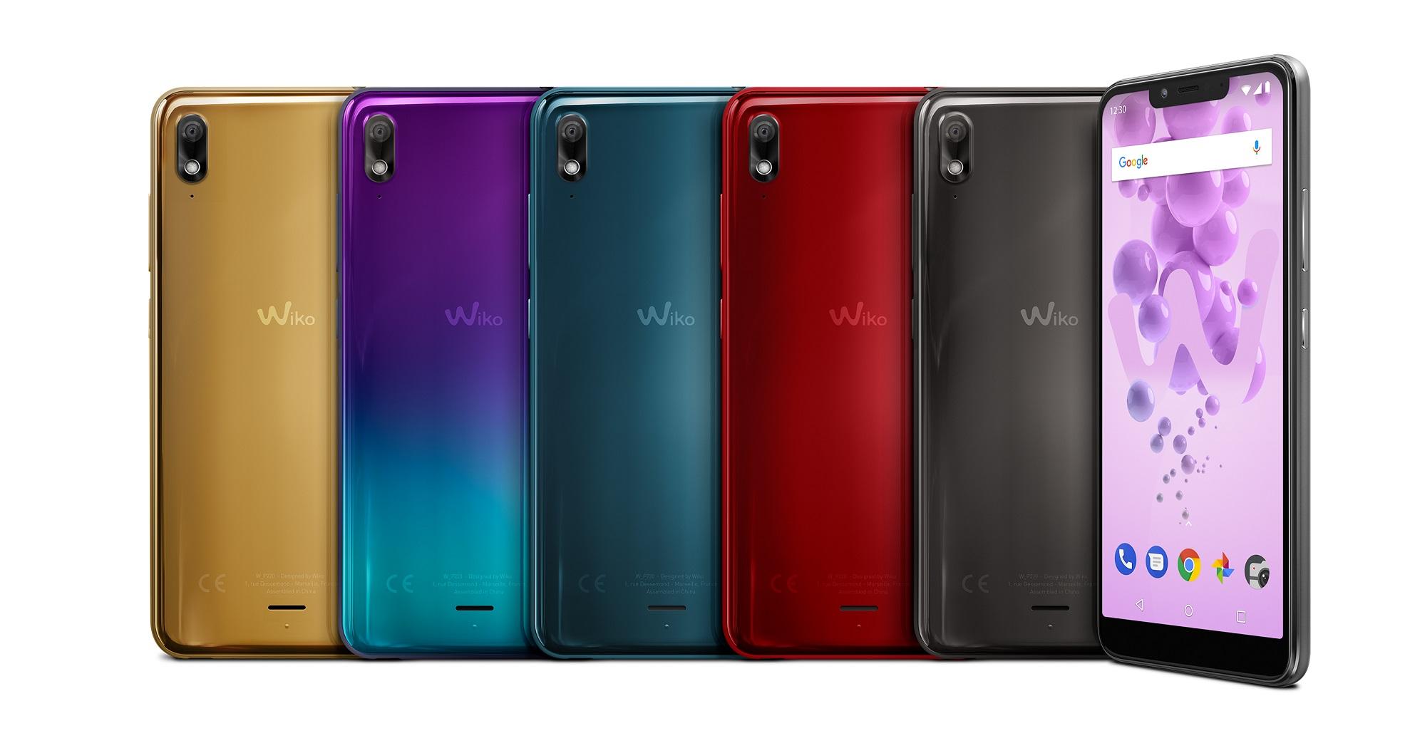 Wiko: smartphone super colorati nella linea View2 Collection extended! thumbnail