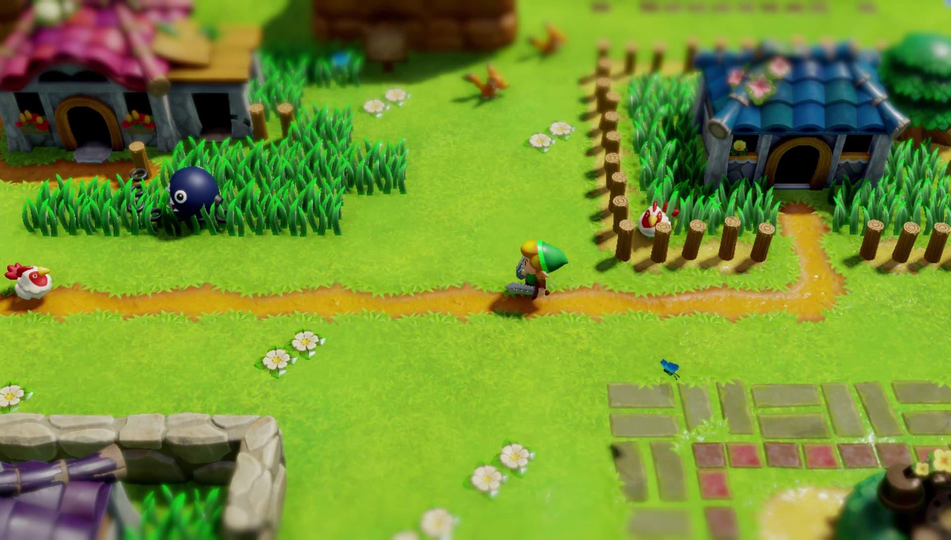 Zelda Awakening copertina