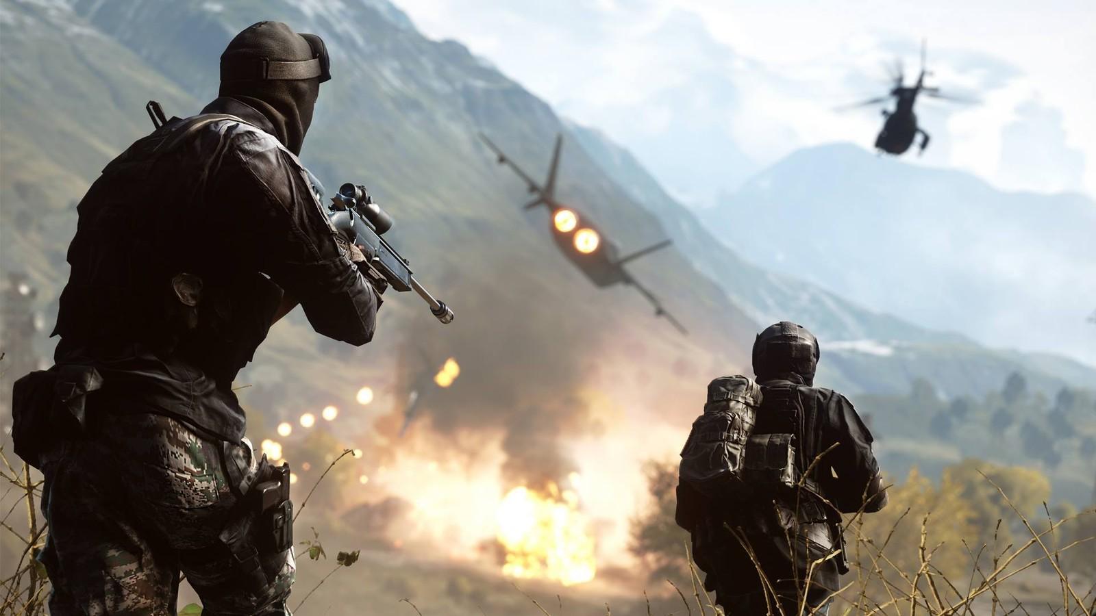 Questo trailer di Battlefield è stato girato interamente usando giocatori reali ignari thumbnail