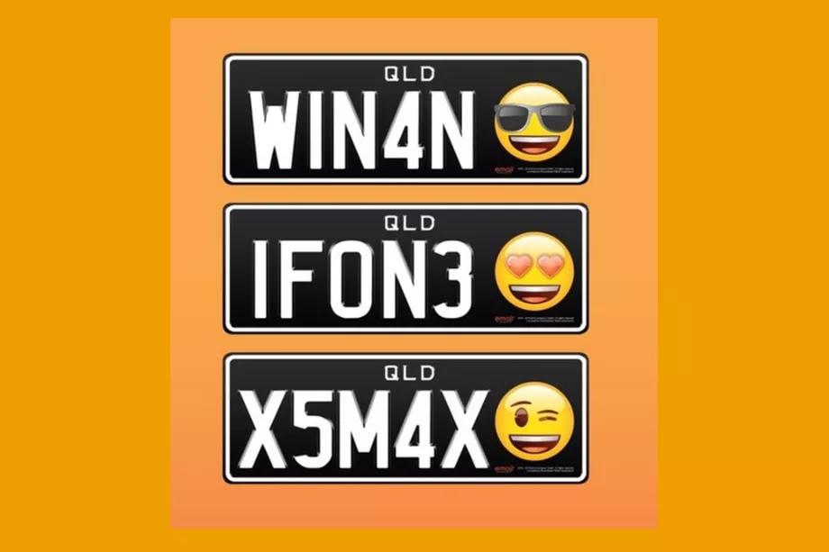 Targhe auto con Emoji: presto in arrivo in Australia thumbnail