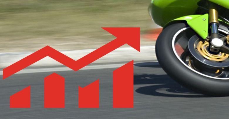 Dati Ancma: a gennaio cresce il mercato delle due ruote thumbnail