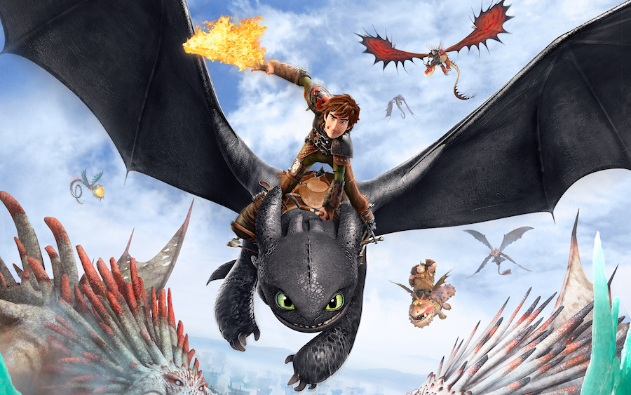 Dragon Trainer: quanto è nerd il vichingo Hiccup? thumbnail