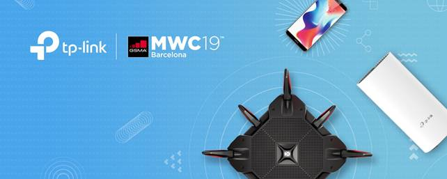 TP-Link MWC 2019