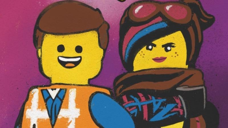 The LEGO Movie 2: i protagonisti tra le strade di Roma thumbnail