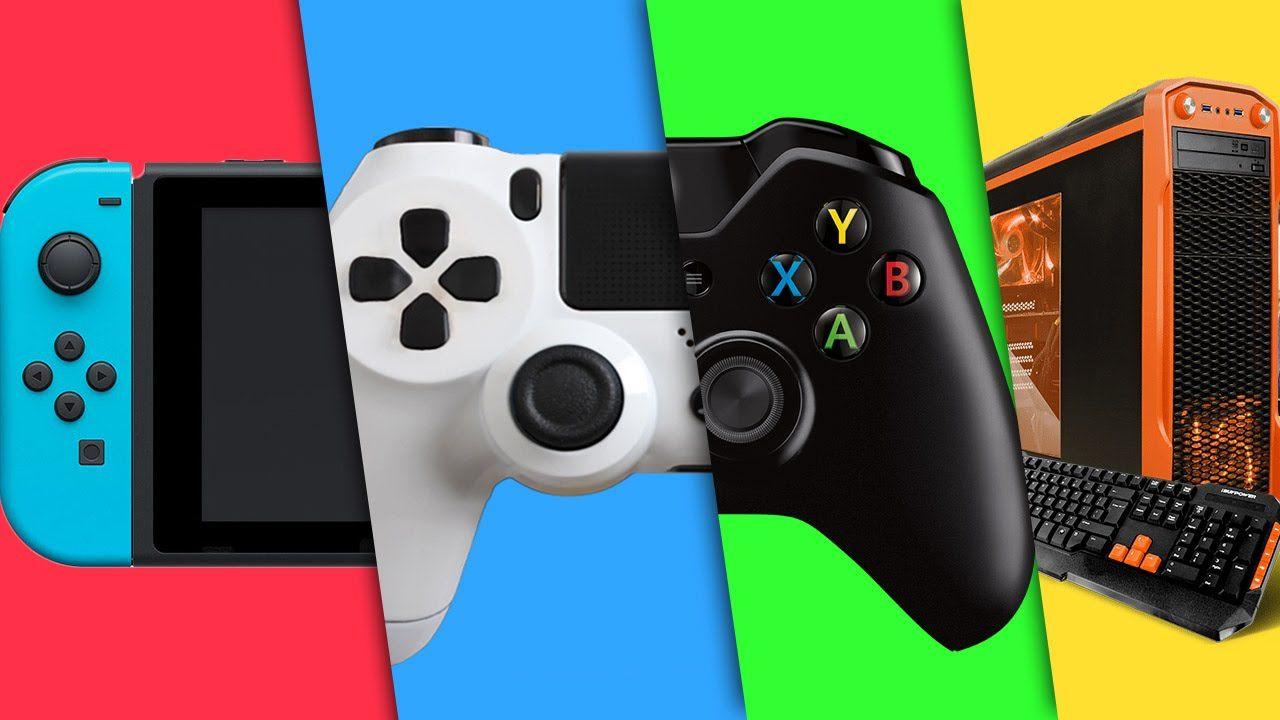 PC e Console in sfida, qual è la migliore per giocare? thumbnail