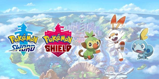 Pokémon Spada e Pokémon Scudo arriveranno su Switch a fine anno thumbnail