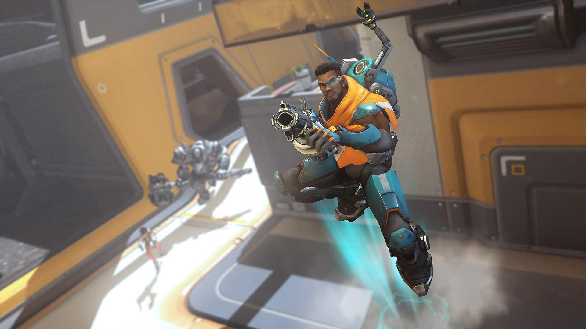 Overwatch: ecco Baptiste, il nuovo eroe disponibile sul PTR thumbnail