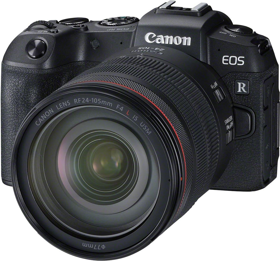 Canon EOS RP: ecco la nuova mirrorless full frame tanto discussa thumbnail