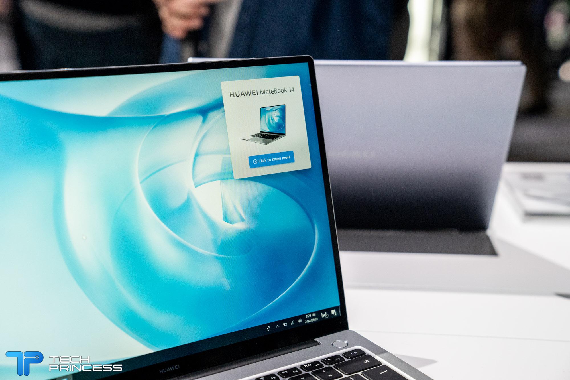 Huawei MateBook 14 è ufficiale: tutte le novità del nuovo notebook cinese thumbnail