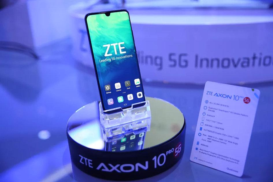 Axon 10 Pro 5G: il primo smartphone 5G dell'azienda ZTE | MWC 2019 thumbnail