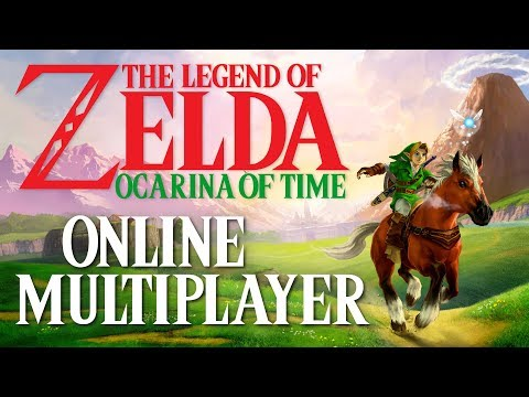 The Legend of Zelda: Ocarina of Time diventa multiplayer thumbnail