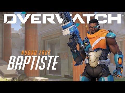 Baptiste è il trentesimo eroe di Overwatch. Disponibile da oggi thumbnail