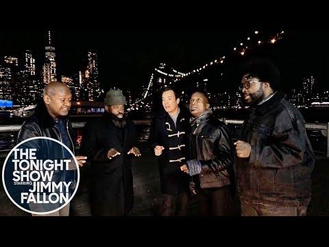 Samsung Galaxy S10+ stupisce registrando un episodio di The Tonight Show thumbnail