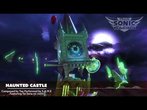 "Team Sonic Racing: svelata la mappa ""Haunted Castle"" thumbnail"