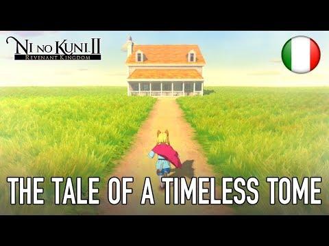 """Ni no Kuni II: nuovo trailer per """"Il Leggendario Libro del Mago"""" thumbnail"""