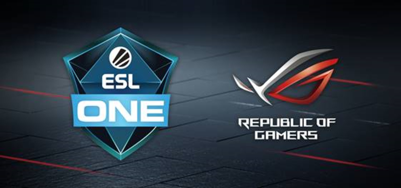 ASUS ROG sarà partner tecnico ufficiale per tutti gli eventi ESL ONE 2019 thumbnail
