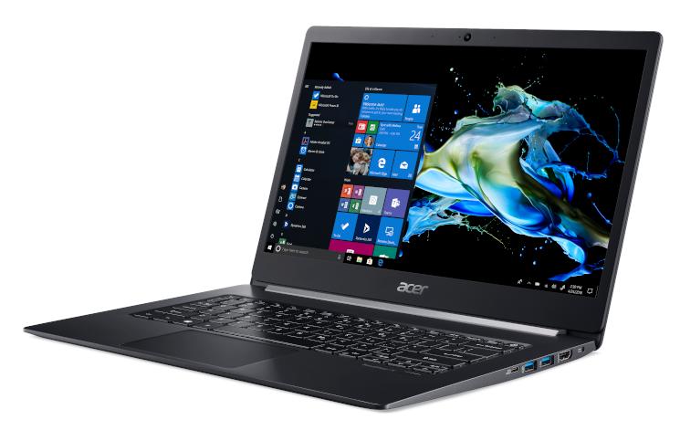 Acer TravelMate X514-51: il notebook da viaggio ideale thumbnail