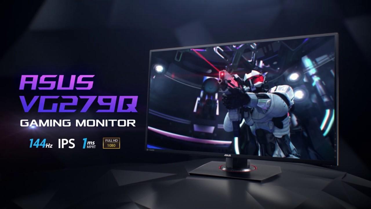 Asus VG279Q: il nuovo gaming monitor da 144 Hz thumbnail