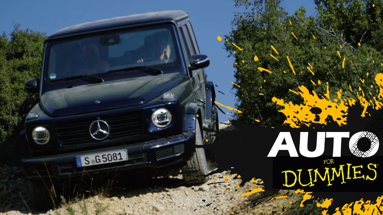Trazione integrale: il 4x4 in Europa | Auto for Dummies thumbnail