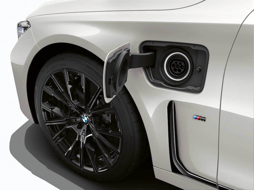 BMW 745 ibrida